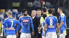 Lolos 16 Besar Liga Champions, Napoli Pecat Ancelotti