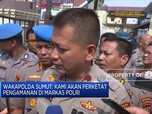 Usai Bom di Polrestabes Medan, Polri Perketat Keamanan