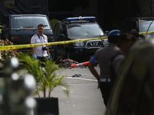 Ini 7 Fakta Bom Bunuh Diri Medan, Mahasiswa Berjaket Ojol