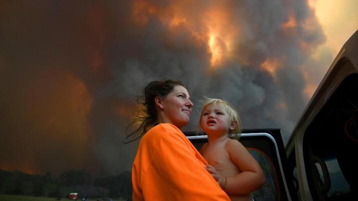 Bencana Kebakaran Hutan di Australia