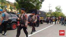 Bom di Mapolresta Medan, Polda Sumut Pasang Alat Deteksi Bom