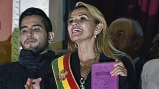 Presiden Bolivia Mundur, Senator Deklarasi Diri Jadi Presiden