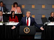 Dua Sebab Ini Buat Pemakzulan Trump Memanas di AS