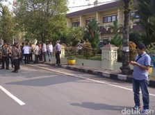 1 Orang Tewas Akibat Ledakan Bom Bunuh Diri di Medan