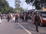 Penampakan Polrestabes Medan Pasca Bom Bunuh Diri Jaket Ojol