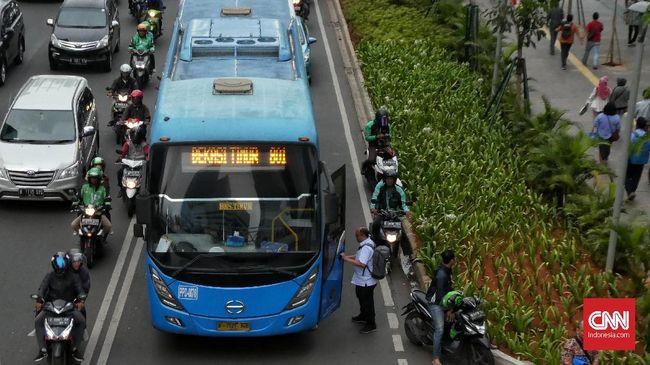 Viral Video Seksi di TransJakarta, Operator Periksa Pramudi