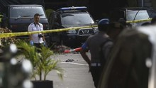 Polisi Sita Peluru Kaliber 22 di Motor Pelaku Bom Medan