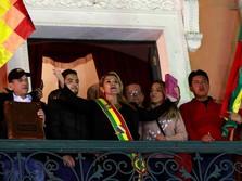 Wanita Ini Jadi Presiden Sementara Bolivia Ganti Evo Morales