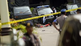Pelaku Bom Medan Sempat Berbaur dengan Warga Antre SKCK