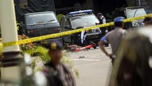 Kronologi Ledakan Bom Bunuh Diri di Mapolrestabes Medan