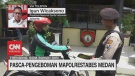 VIDEO: Tanggapan Gabungan Aksi Roda 2 Pasca Pengeboman Medan