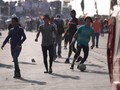 VIDEO: Demonstran Sambut Positif Laga Irak vs Iran