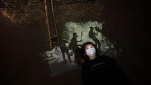 Polisi Hong Kong Buka Peluang Pakai Peluru Tajam Hadapi Demo