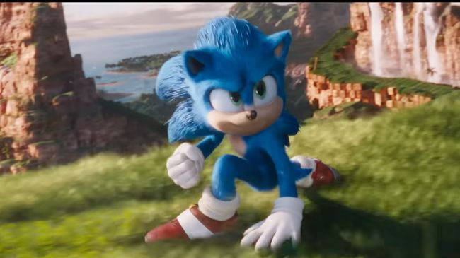 Live Action Sonic Diprediksi Kalahkan Debut Birds of Prey