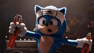 'Sonic The Hedgehog' Tampil Beda di Trailer Terbaru