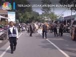 Ledakan Bom Bunuh Diri di Medan Terjadi Pagi Ini