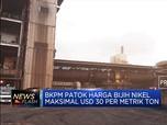 BKPM Patok Harga Bijih Nikel Maksimal USD 30 per Metrik Ton