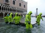 Venesia yang Terancam Tenggelam
