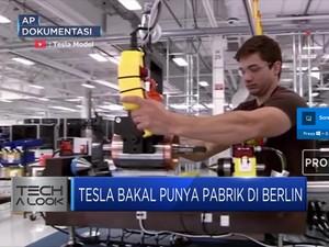 Siap-Siap! Tesla Bakal Punya Pabrik di Berlin Nih