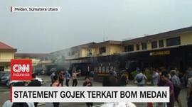 VIDEO: Gojek Mengutuk Aksi Teror di Mapolrestabes Medan