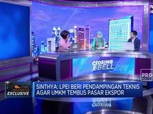 Upaya LPEI Dorong UMKM Masuk Pasar Ekspor