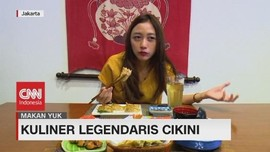 VIDEO: Kuliner Legendaris Cikini