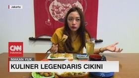 VIDEO: Kuliner Legendaris Cikini