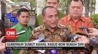 VIDEO: Gubernur Sumut Kawal Kasus Bom Bunuh Diri