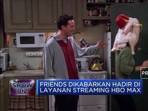 Friends Dikabarkan Hadir Di Layanan Streaming HBO Max