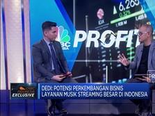 Strategi Melon Indonesia Raih Pasar Streaming Musik