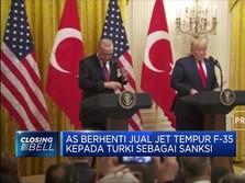 Trump Desak Turki Batalkan Pembelian Senjata dari Rusia