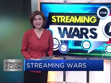 Perang Streaming Disney Vs Netflix