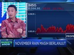November Rain Berlanjut, IHSG Menuju Arah Konsolidasi