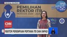 VIDEO: Rektor Perempuan Pertama ITB dan Unpad