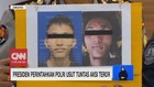 VIDEO: Presiden Perintahkan Polri Usut Tuntas Aksi Teror
