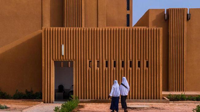 8 Masjid Berbentuk Unik di Dunia