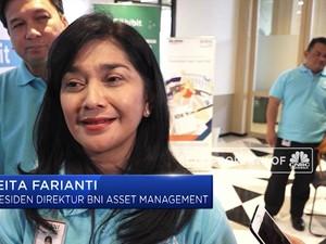 Dana Kelolaan BNI Asset Management Melonjak 41%