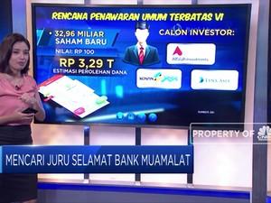 Mencari Juru Selamat Bank Muamalat