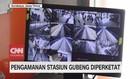 VIDEO: Pengamanan Stasiun Gubeng Diperketat