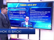 Ahok Is Back!