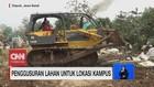 VIDEO: Penggusuran Lahan untuk Lokasi Kampus