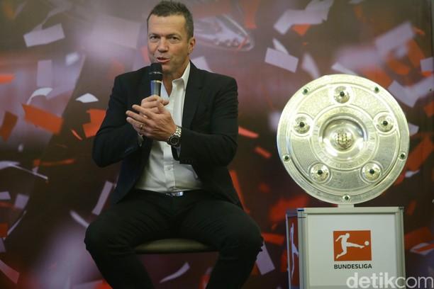 Legenda Sepakbola Jerman Sapa Penggemar di Jakarta