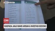 VIDEO: Waspada Janji Manis Arisan & Investasi Bodong