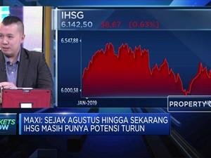 Negosiasi AS-China Belum Tuntas, IHSG Berpotensi Melemah