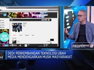 Peluang Industri Platform Streaming Musik Lokal