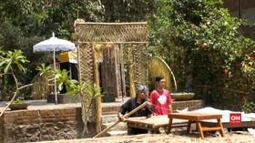VIDEO: Warga di Yogyakarta Bubarkan Upacara Odalan
