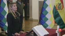 VIDEO: Presiden Sementara Bolivia Tunjuk 11 Menteri Baru