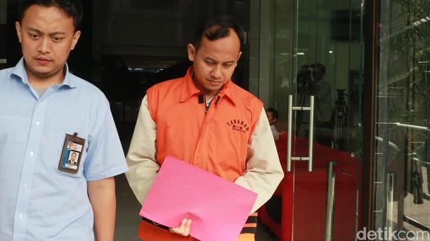 Jaksa Eka Safitra dan Satriawan Kompak Tutupi Borgol di KPK