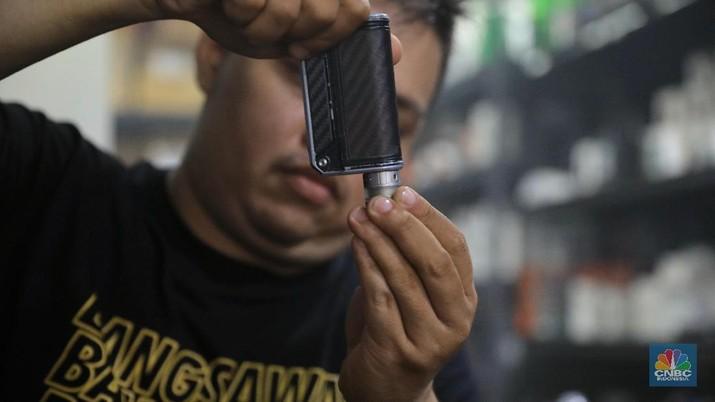 rodusen E-cigarette menghadapi ancaman nyata.