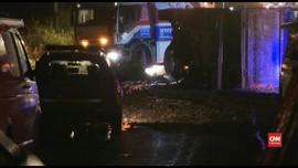 VIDEO: 12 Tewas Dalam Kecelakaan di Slovakia